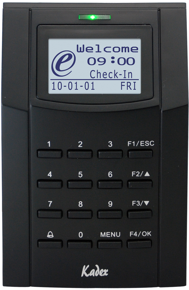 FingerTec Kadex access control