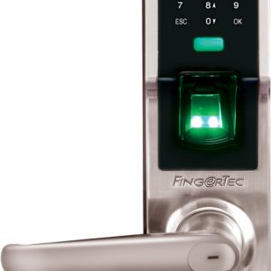 Fingertec Keylock 7700 Fingerprint | Bundy Clocks Brisbane | Time Attendance Gold Coast | BioAccSys Australia