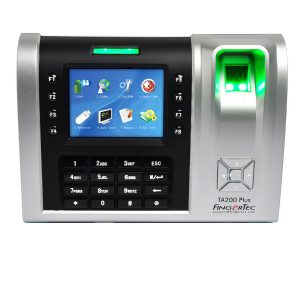 Fingertec TA200 Plus Fingerprint | Bundy Clocks Brisbane | Time Attendance Gold Coast | BioAccSys Australia