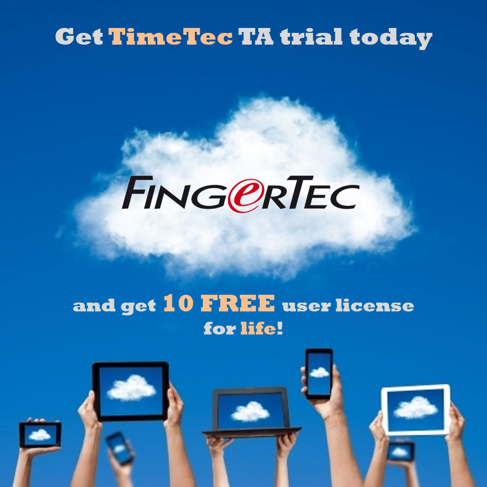 Timetec TA Mobile Trial | Bundy Clocks Brisbane | Time Attendance Gold Coast | BioAccSys Australia